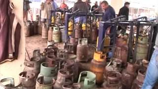 وزارة النفط .. وأزمة الغاز السائل المفتعلة / تقرير  عبد الله نوري / قناة بلادي