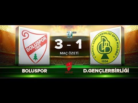 Boluspor 3 –1 Darıca Gençlerbirliği Maç Özeti HD ( 13 Aralık 2016)-A Spor