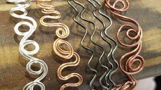 Simple Wire Bracelet - Eps 18