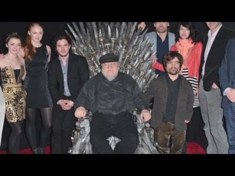 Web Exclusive Game of Thrones interview