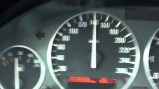 Gep: BMW E36 318is turbo 0-100 with M42 engine + VEMS + E85 + 0.8bar (3.23 differential)