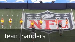 Pro Bowl 2014 NFL All Cheerleaders
