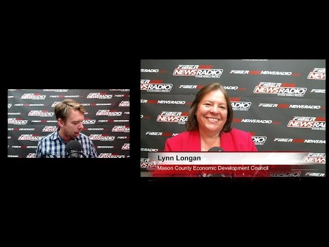 Lynn Longan - Director, Mason County EDC - 09/26/16