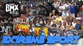 BMX Worlds 2013 - Mike Gray