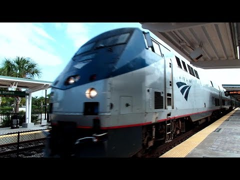 Thumbnail: Amtrak Auto Train Journey Back Home