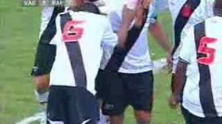 02/12/2007 - Vasco 3 x 0 Paraná - melhores momentos