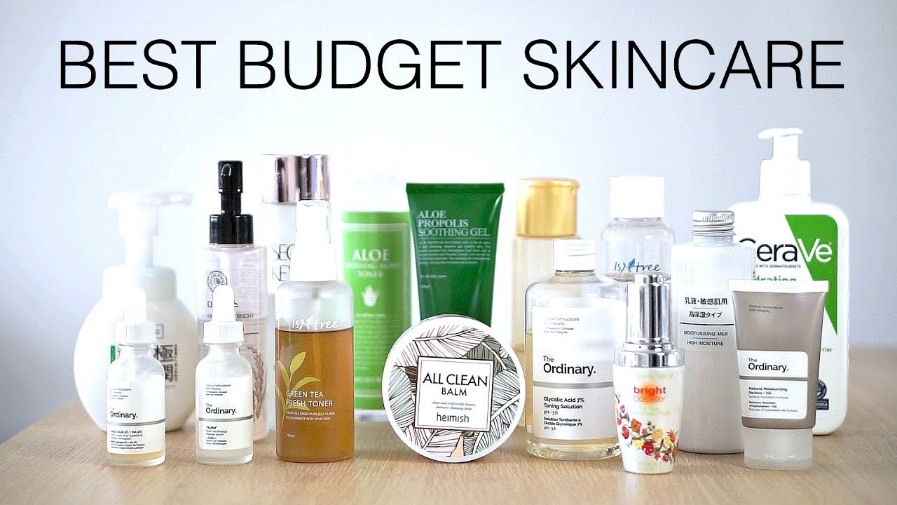 Best Skin Care Products Acne