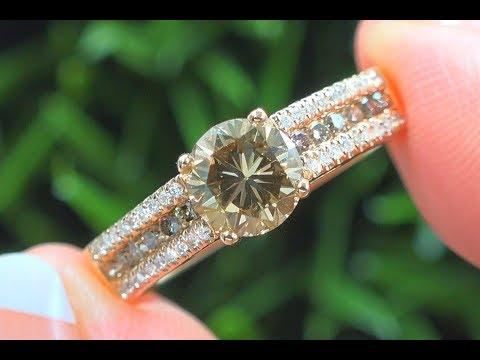 fancy-champagne-&-white-diamond-engagement-ring-14k-rose-gold-certified-1.40-tcw---c1031