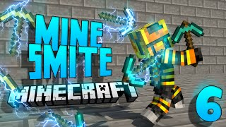 DEADLOXMC AND I HAVE A SERIOUS FREAK OUT! [Minecraft Minesmite]