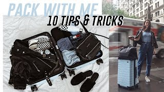 Pack with me  for NYC | Outfits + Tips