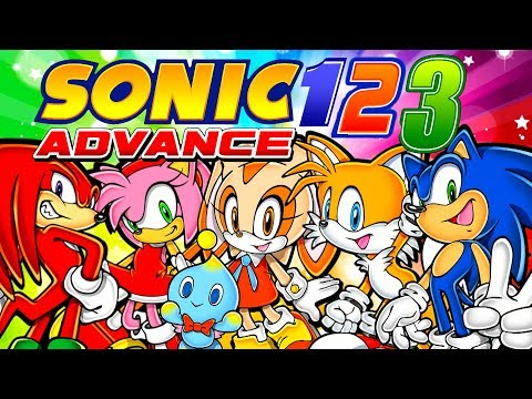 Whats up With: The Sonic Advance Series!