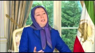 لقاء خاص - مع مريم رجوي رئيسة المقاومة الإيرانية في الذكرى الخامسة للثورة السورية