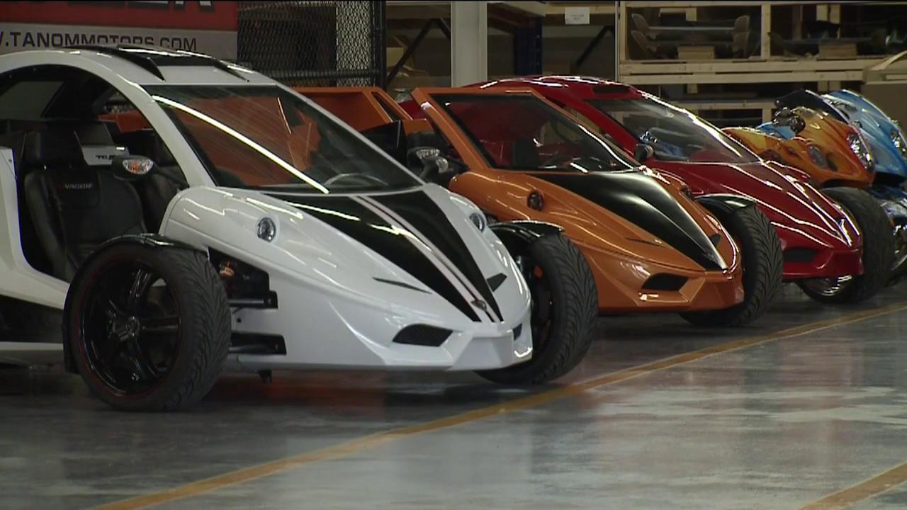 Special Report: Tanom Motors Invader