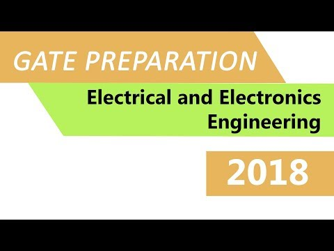 GATE Electrical Engineering 2018: Electrical Machines 2