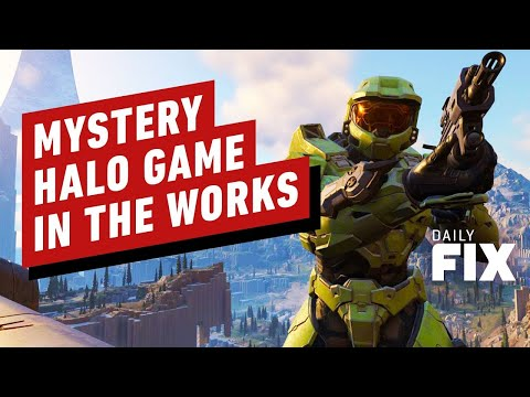 Mystery Halo Game In Development - IGN Daily Fix