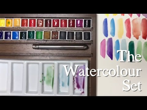 Limitless Palette: The Watercolour Set