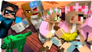 Evil Little Kelly Hijacks Minecraft School with Evil Little Lizard Gaming! (Minecraft Roleplay) thumbnail