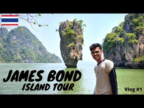 Travelling to Phuket, Thailand ? Must visit this | Day trip to James Bond Island and Phang Nga Bay