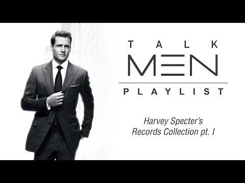 TalkMen's Playlist  #1: Harvey Specter's Records Collection Pt. I mp3
