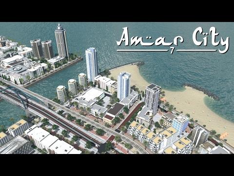 Cities Skylines: Amar City (Part 7) - Brand New Islands