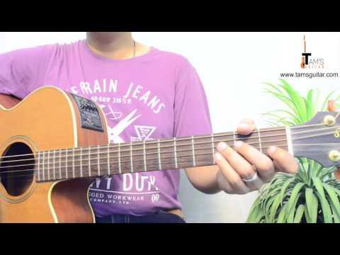 Heaven (Bryan Adams) guitar lesson | www.tamsguitar.com