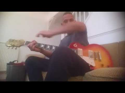 Over the Hills and Far Away Led Zeppelin live bootleg cover/playalong