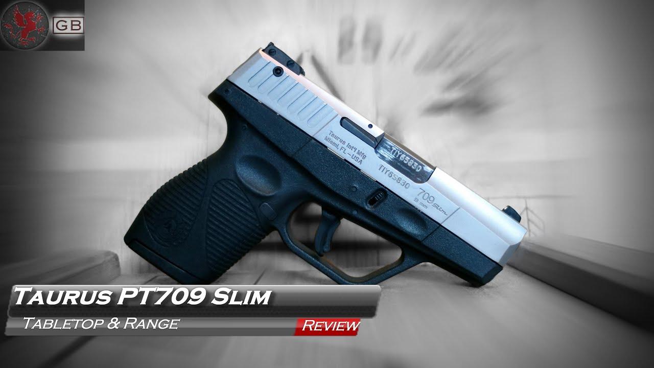 709 slim 9mm pistol - 709 Slim 9mm Pistol 25