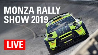 Monza Rally Show 2019 LIVE