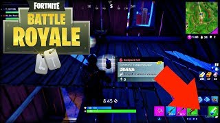 "Fortnite ""INVENTORY GLITCH"" 