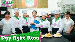 Dạy nghề bánh Đồng Nai - Cảm nhận của học viên đối tượng Bảo hiểm thất nghiệp