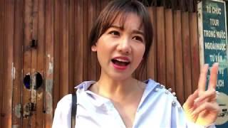 (한)Hari Won - Siêu Ham Ăn - Bánh mì ngon nhất Sài Gòn 하리원 - 시우함안 - 싸이공에서 가장 맛있는 반미
