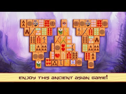 Shanghai Style Oriental Mahjong Master Gameplay Video Android/iOS