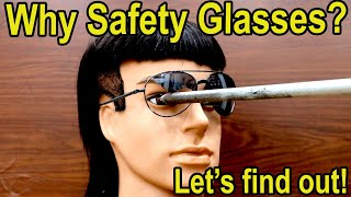 "Best Safety Glasses? Billy Ray ""Mullet"" finds out!  DeWalt, 3M, Uvex, Carhartt, Bouton, Bullhead"