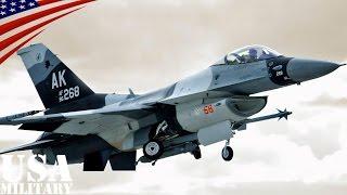 F-16戦闘機・アグレッサー部隊(仮想敵機) - F-16 Fighting Falcon Aggressor Squadron
