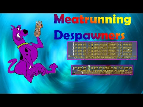 MEATRUNNING DESPAWNERS AS REVENGE [ARK MTS]