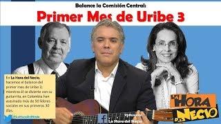 La Hora del NECIO: Primer Mes de Uribe 3. 06.09.2018.