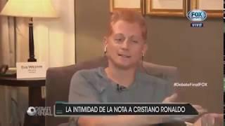 Debate Final: Martin Liberman en España luego de su Entrevista con Cristiano Ronaldo