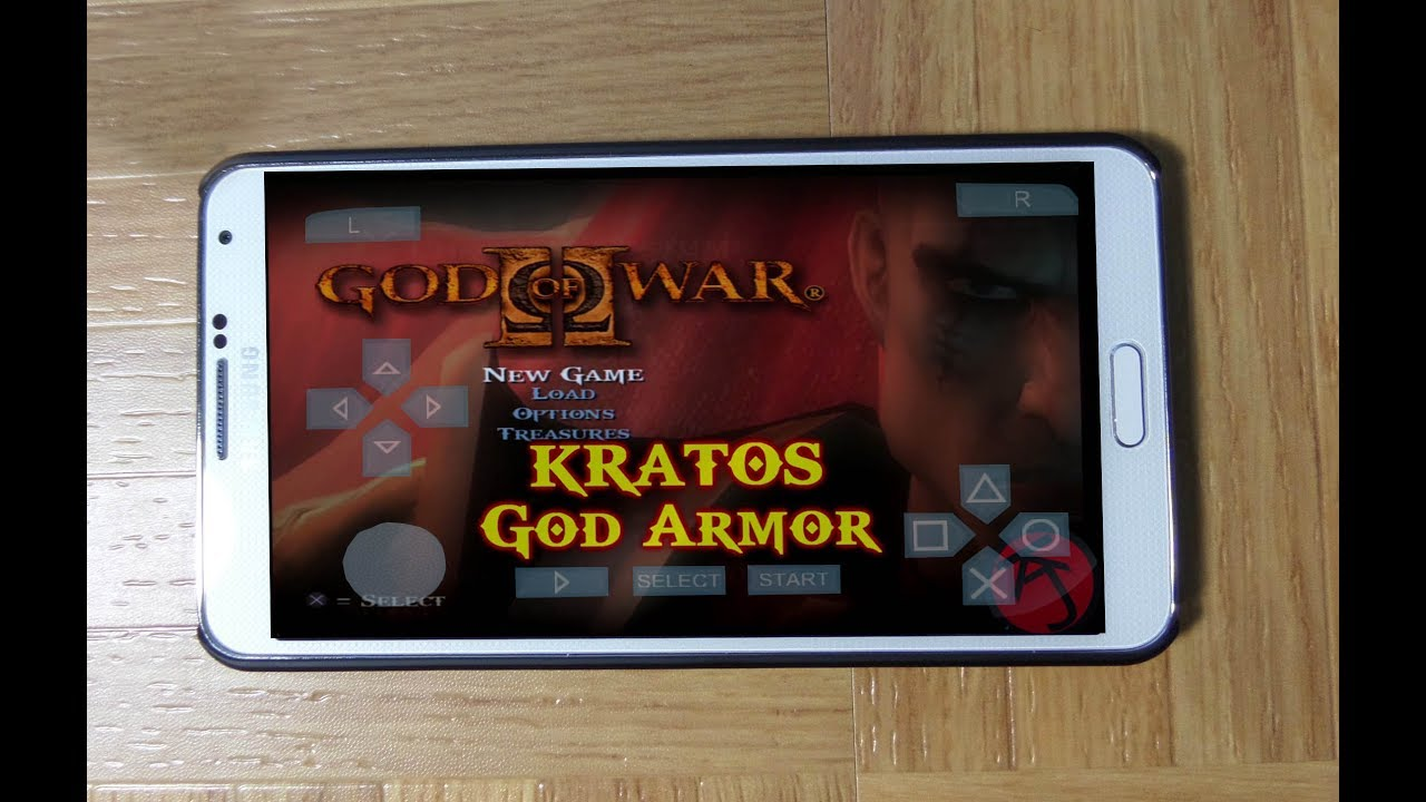 God Of War 2 Ps2 Game For Android How To Download And Install Step
