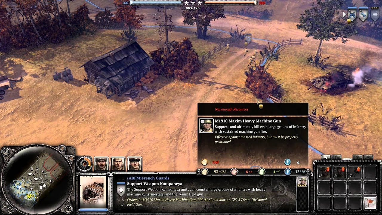 Company of Heroes 2 New Update Steam Workshop New COH 1 Maps!