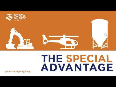 Port Of San Diego: Special Advantage - Refrigerated