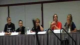 Anime Vegas 2007:  Naruto Cast Panel part 1