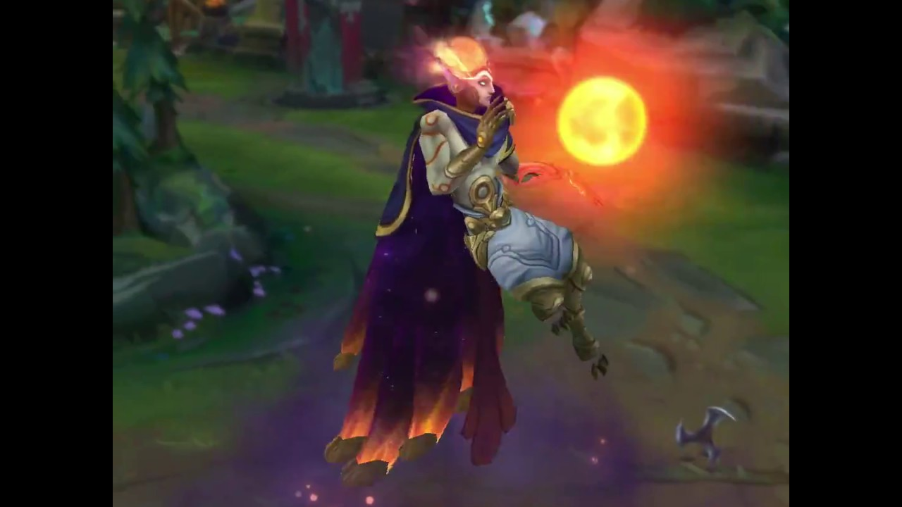 Video - PBE Preview Cosmic Blade Yi, Cosmic Dusk Xayah, and