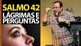 Salmo 42, entre lágrimas e perguntas   Felipe Seabra
