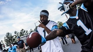 baby jesus dab city carolina panthers anthem