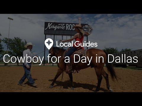 Learning How to Lasso in Dallas, Texas - Cowboy For a Day, Ep. 4