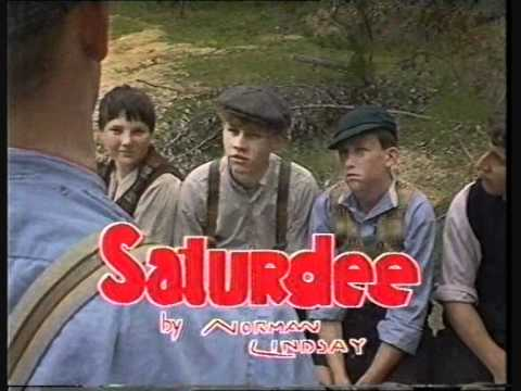 Saturdee Part 2   Australian childrens TV  1986