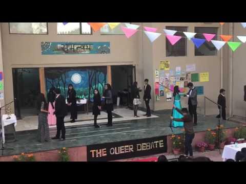 The Heritage school vasnat Kunj literature fest