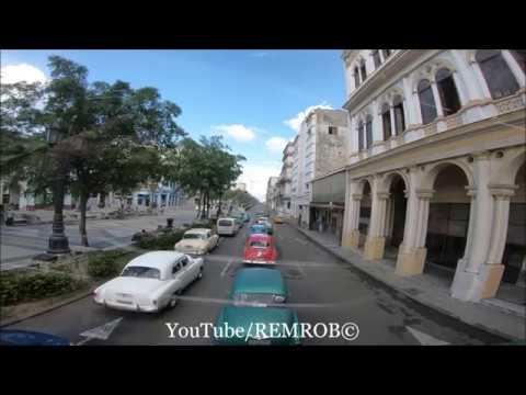 Tour Of Havana (La Habana) , CUBA 2017