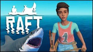 Ein starkes Team - Raft #01 [Coop Gameplay German Deutsch]
