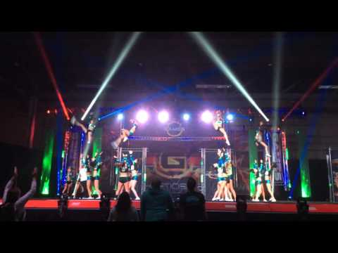 Long Island Cheer Restricted Coed All Star Games